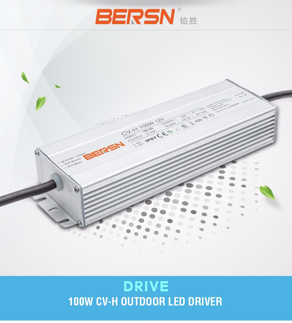 High quality 3.3v led driver 3 color 29v 180w power supply