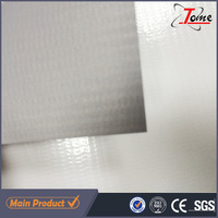advertising materials 3m width pvc flex banner / cloth banner / blank banners