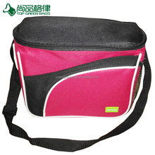 Outdoor carrying insulated lunch bag peva liner picnic lunch pack for girls
