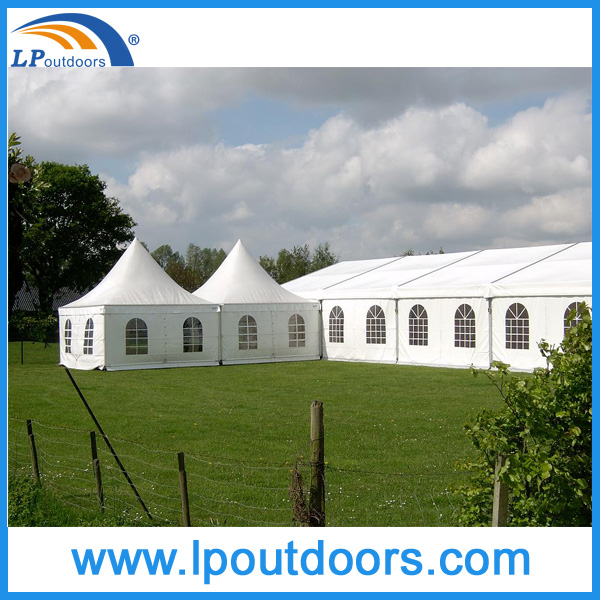 Outdoor Wedding Party Aluminum Metal Frame Tent Marquee Canopy
