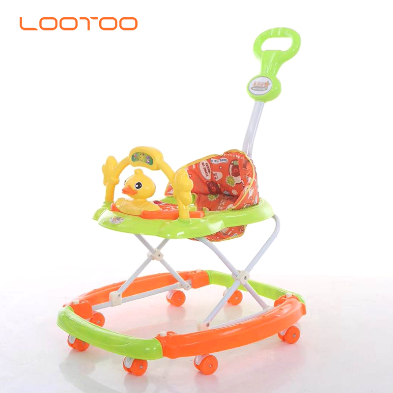 Trade Assurance Baby walking cart/Cheap new model baby walker /push toy walker