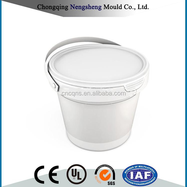 Factory Direct Paint Plastic Bucket Cover Mould