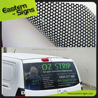 Custom Printing Car Window Static Sticker