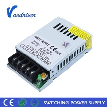 LED Bulb Driver 12V DC 15W 1A S-15-12 Switching Mode Power Supply for LED Strip Lighting with CE ROHS