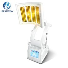 Reduce fine lines led light skin tightening machine