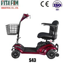 Invalide scooter with CE approval(S43)
