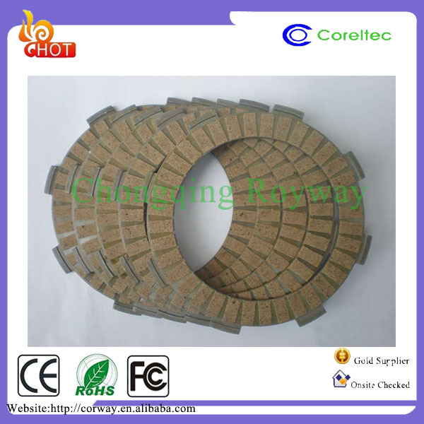 Automatic Transmission Clutch Friction Plate Good Performance China Supplier Clutch Disc Price