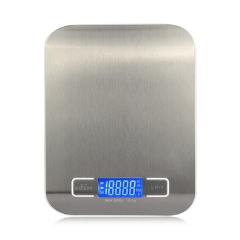 5 Kg Stainless Steel Weigh Food Kitchen Scale
