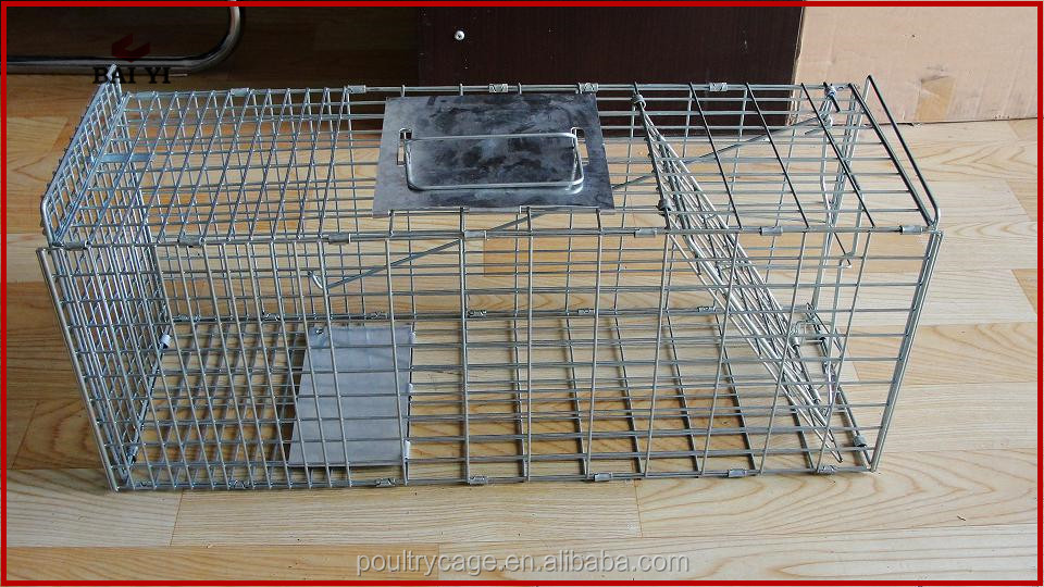 Popular Collapsible Type Rat Trap Cages