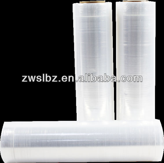 PE Manual/Machine Operated Stretch Wrapping Film