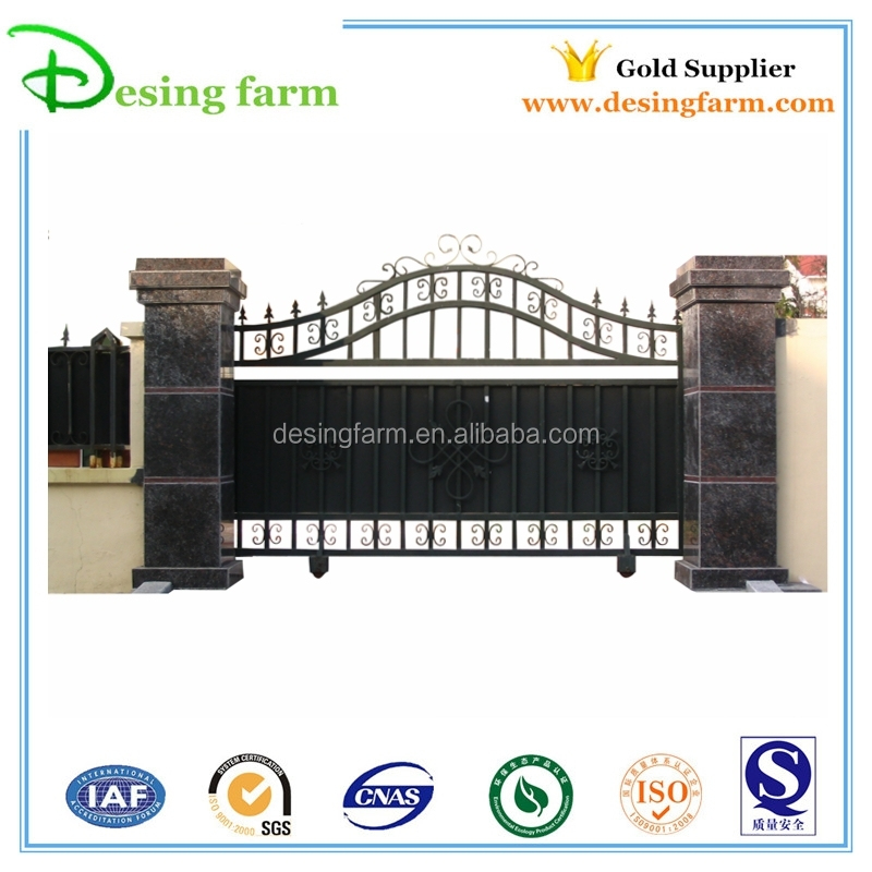 high quality paints for iron gate