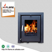 HiFlame 5kw output cheap fireplace insert wood burning stove HF5902