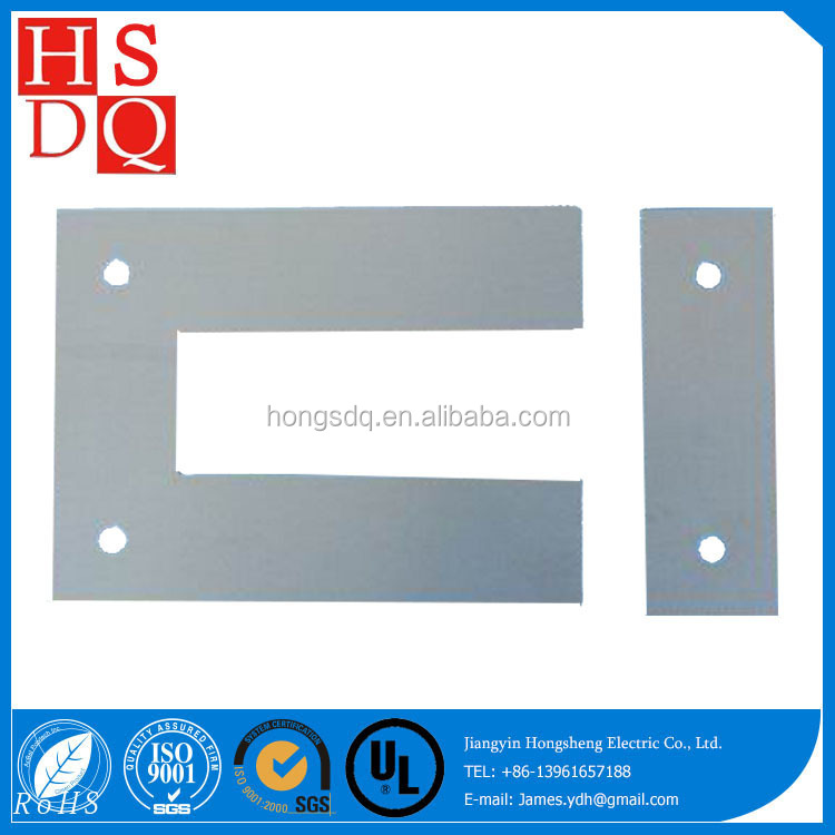 UI Shape Laminating Steel Core for transformer