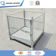 Complete Equipment Resistant to Friction welded wire mesh secure cage container