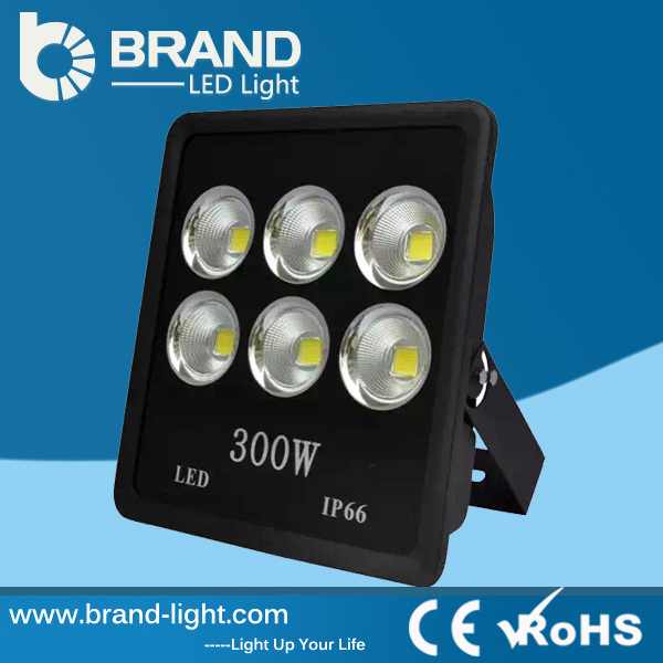 IP65 waterproof project using outdoor remote control led flood light