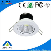 2014 hot !!low profile led ceiling light/www.liyin.com/ceiling fan with led light 5W ,CE ROHs