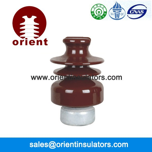 25 kv pin post porcelain and ceramic alumina insulator for high voltage