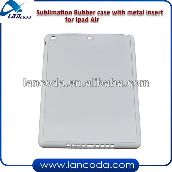 Sublimation Silicon Case For ipad Air