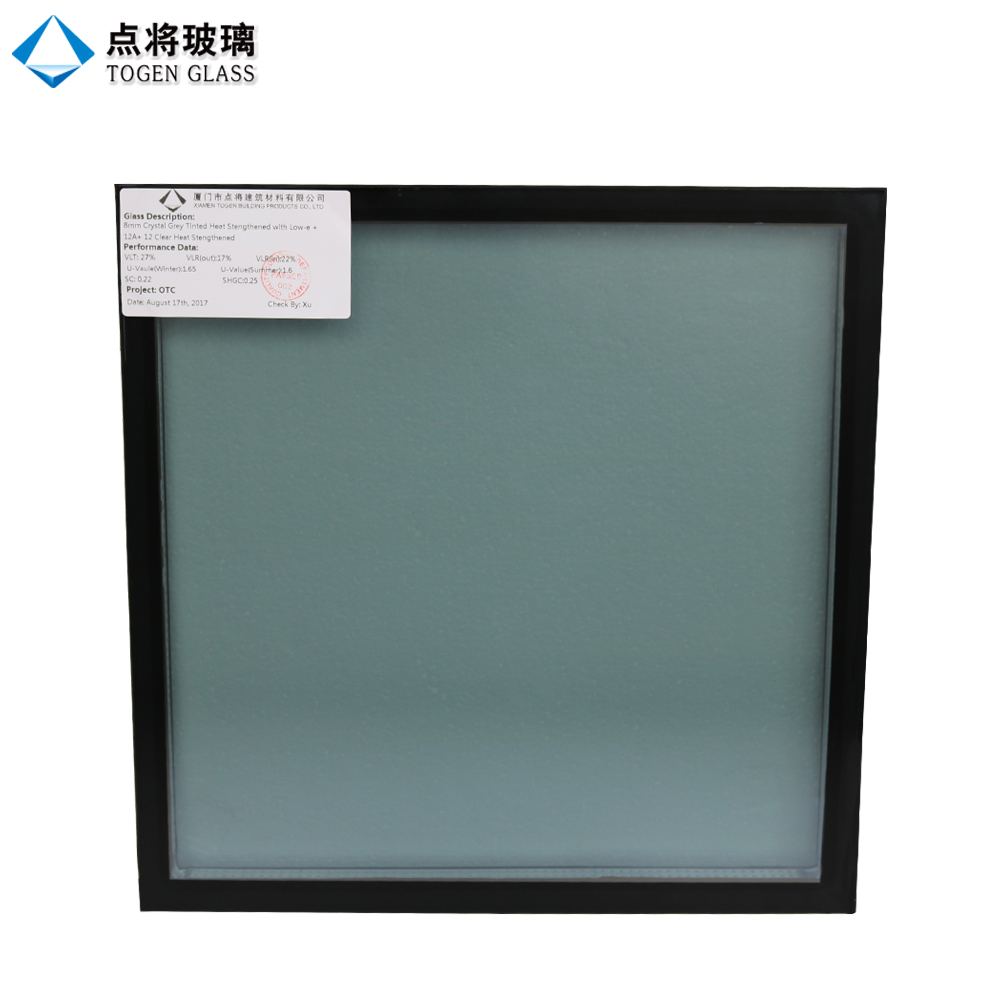 Double Pane Glass Insulated Glass