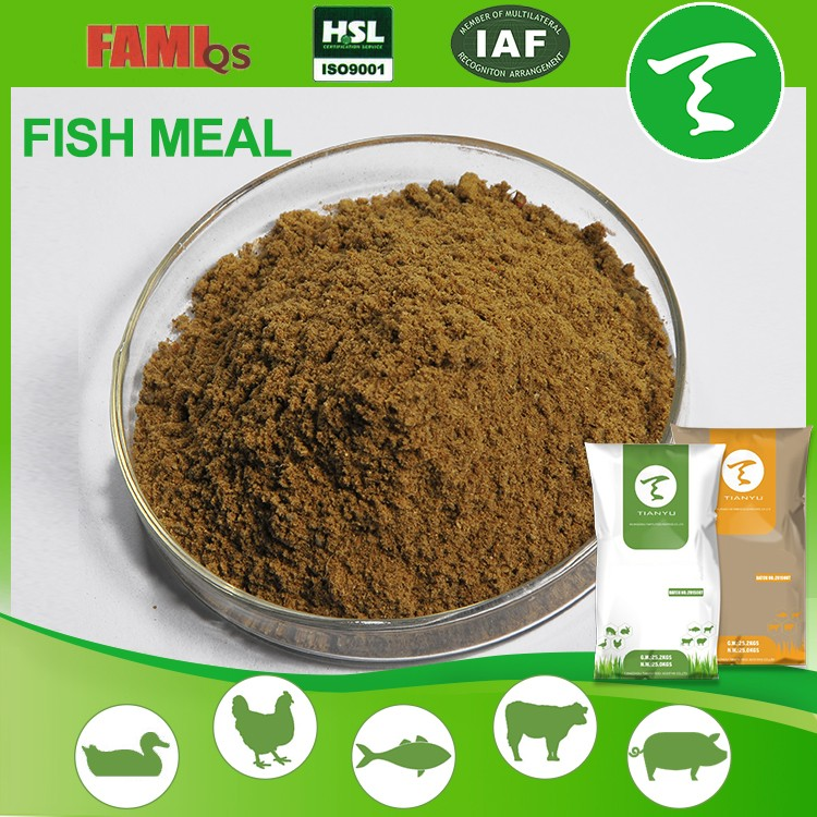 animal feed additive for poultry fish flour