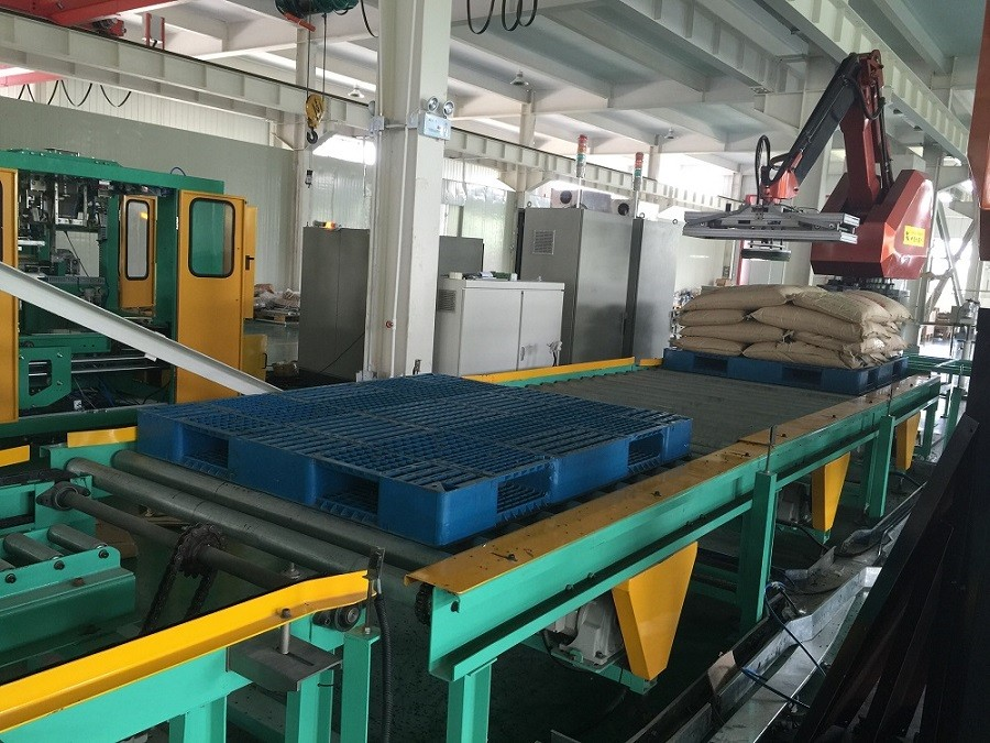palletizer manufacturer