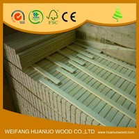 lvl flat smooth faced bed slat fixing