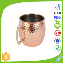 Hot Home used moscow mule copper mug