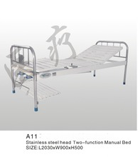 Yongxing A11 Two Function Easy Use Nurse Call System Price Manual Hospital Bed With Parts