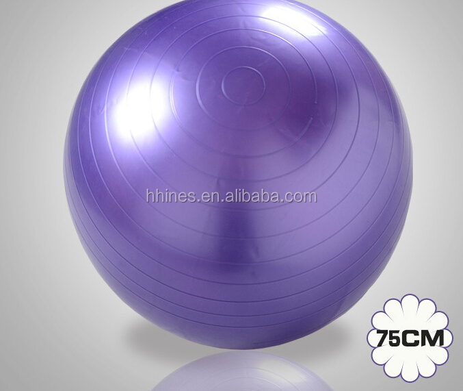 Alibaba express ball gym yoga ball wholesale for exercise equipment birthing excercise ball