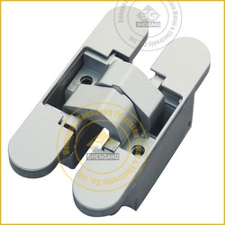 right hand or left hand applicable concealed hinge 3d adjustable
