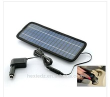 solar panel 18v battery charger Solar Panel Bag Battery USB Charger for outdoor travel