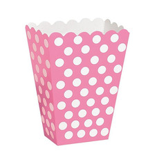 popcorn box party favor boxes pop corn packaging paper box