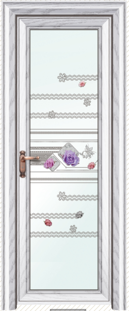 toilet aluminum door specifications