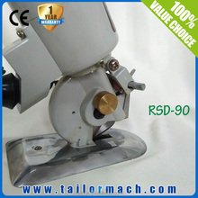 RSD -90 power tailor machine for cloth cutting