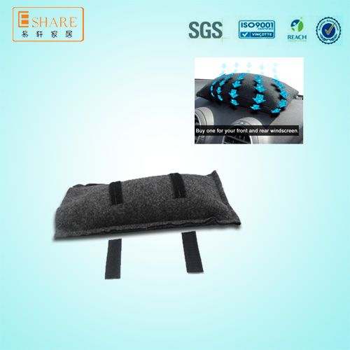 Promotional high quality active carbon air dry car humidity absorber