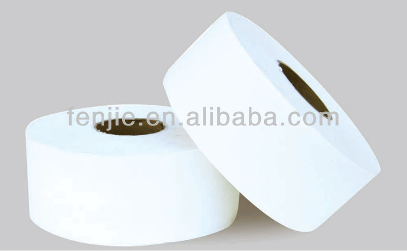 Spring festival best seller virgin jumbo roll tissue