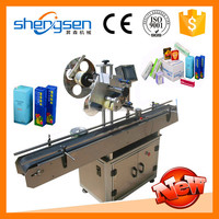 Automatic stable sticker label applicator box