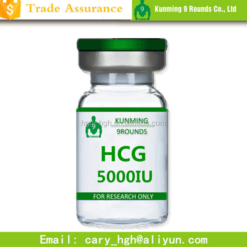 Hot selling hcg 5000iu raw materials