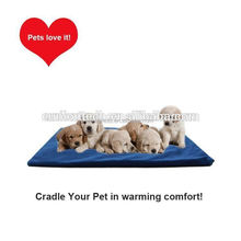 Eco-friendly heat sealed Comfort Pet Chill Seat Pads, Self Cooling Bed Gel Pads Mattress Cool Chilly Mat for Pets Dogs Cats