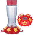ORIENPET&OASISPET Glass Bird drinker PETG+ PP/887ML NTBT6192P