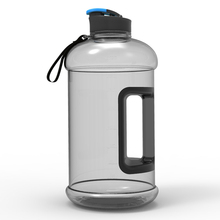 BPA-Free Reusable 2.2 Liters Gym / Sport Water Bottle With Stainless Steel Cap