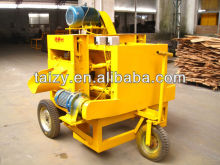Vertical type wood debarking machine,wood debarker,mobile wood debarker
