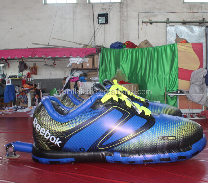 Advertising Inflatable Shoes Model Replica