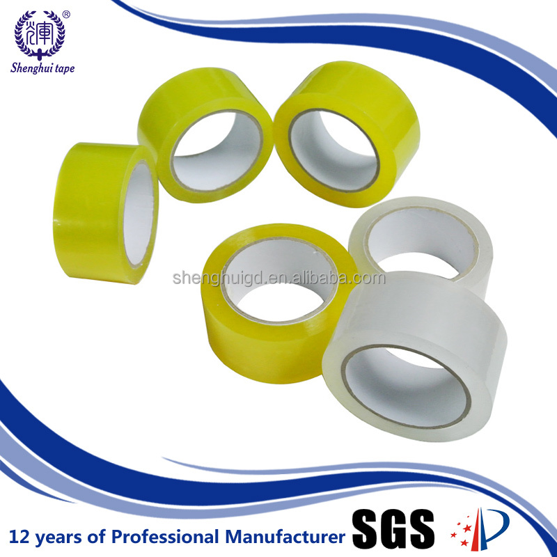 Round Gift Wrapping Easy Tear Bopp Clear Sealing Tape
