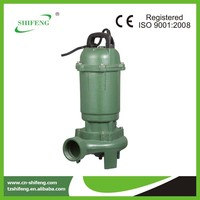 WQD-F deep well submersible sewage water pump