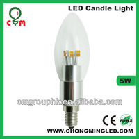 Buy LED candle bulb light E14/E12 3 a9 led lg sourcing e12 led ...