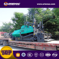 RP601 Asphalt Concrete Paver Road Paving Equipment