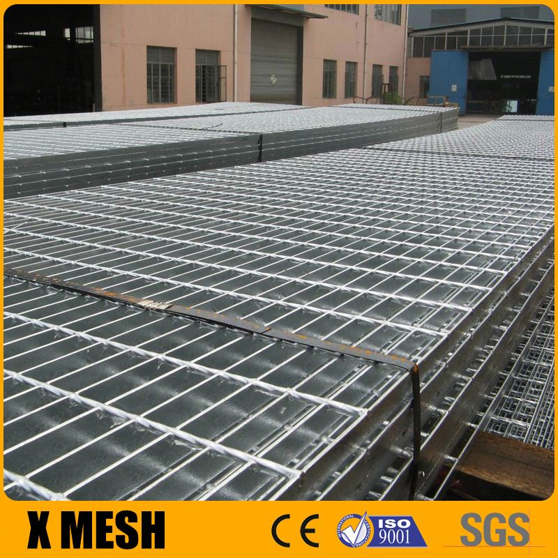 ASTM Standard Heavy Duty Welded Steel Bar Grate for Subway for USA