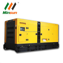sound proof canopy type 500 KVA dieslel generator