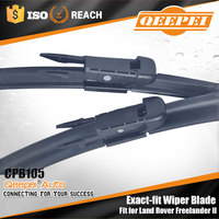 Excellent products wiper blade design for Land MG Rover Freelander II flat blade range offers unsurpassed aerodynamic